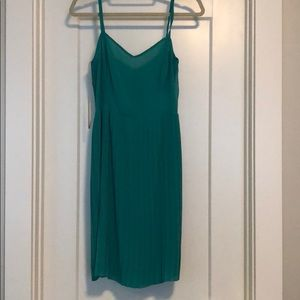 Sanctuary teal dress